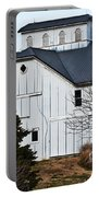 White Barn Portable Battery Charger