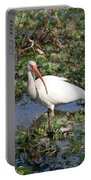 White Crane Portable Battery Charger
