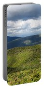 White Mountains New Hampshire Panorama Portable Battery Charger