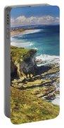 White Rocks, Portrush, Co Antrim Portable Battery Charger