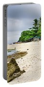 White Sand Beach Moal Boel Philippines Portable Battery Charger