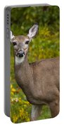White Tail Early Autumn Portable Battery Charger