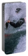 White Water Kayaker Portable Battery Charger