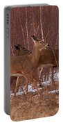 Whitetails On The Move Portable Battery Charger
