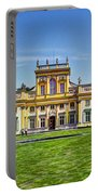Wilanow Palace - Warsaw Poland Portable Battery Charger