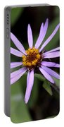 Wild Aster Portable Battery Charger
