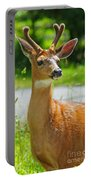 Wild Deer Portable Battery Charger