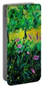 Wild Flowers 451190 Portable Battery Charger