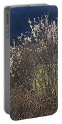 Wild Fruit Tree In The Country Portable Battery Charger