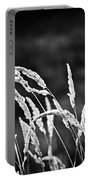 Wild Grass Portable Battery Charger