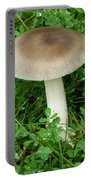 Wild Mushroom Portable Battery Charger