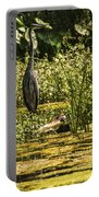 Wild Still Life Portable Battery Charger