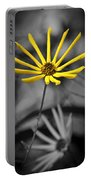 Wild Swamp Daisy Portable Battery Charger