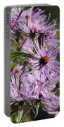 Wildflower Days Portable Battery Charger