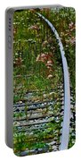 Wildflower Railroad Portable Battery Charger