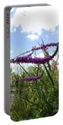 Wildflower Sky Portable Battery Charger