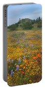 Wildflower Wonderland 8 Portable Battery Charger