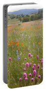Wildflower Wonderland 6 Portable Battery Charger