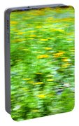 Wildflowers And Wind 2 Portable Battery Charger