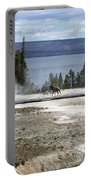 Wildlife In Yellowstone Portable Battery Charger