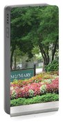 William And Mary. Williamsburg. Virginia. Portable Battery Charger