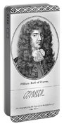 William Craven (1608-1697) Portable Battery Charger