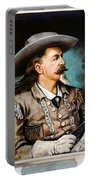William F. Cody Portable Battery Charger