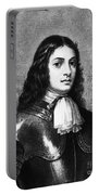 William Penn, Founder Of Pennsylvania Portable Battery Charger by Photo Researchers