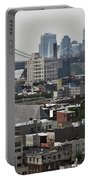 Williamsburg Bridge Portable Battery Charger