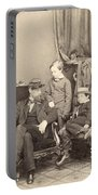 Willie & Tad Lincoln, 1862 Portable Battery Charger