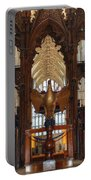 Winchester Cathedral Quire Portable Battery Charger