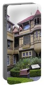 Winchester House - Door To Nowhere Portable Battery Charger