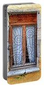 Window Provence France Portable Battery Charger