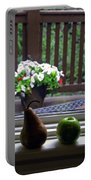 Window Sill 4 Portable Battery Charger