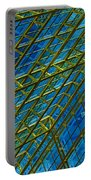 Windows And Reflections No.1058 Portable Battery Charger