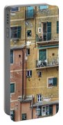 Windows Of Camogli Portable Battery Charger