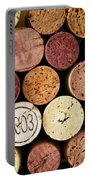 Wine Corks Portable Battery Charger