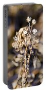 Winter Blossom Fairy Portable Battery Charger