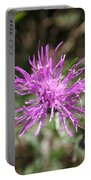 Wispy Thistle Portable Battery Charger