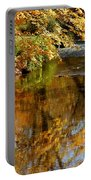 Wolcott River Reflections Portable Battery Charger