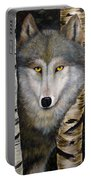 Wolf Beauty Portable Battery Charger