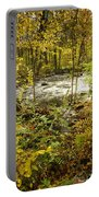 Woodland Scene Portable Battery Charger