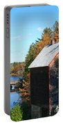 Working Gristmill Portable Battery Charger