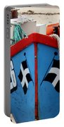 Working Harbour Portable Battery Charger by Terri Waters