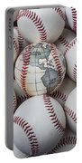 World Baseball Portable Battery Charger