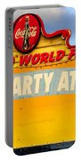 World Famous Party Portable Battery Charger