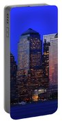 World Financial Center New York Portable Battery Charger