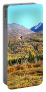 Wrangell Mountains Colors Portable Battery Charger