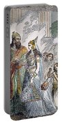 Xerxes I & Esther Portable Battery Charger