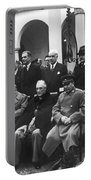 Yalta Conference, 1945 Portable Battery Charger